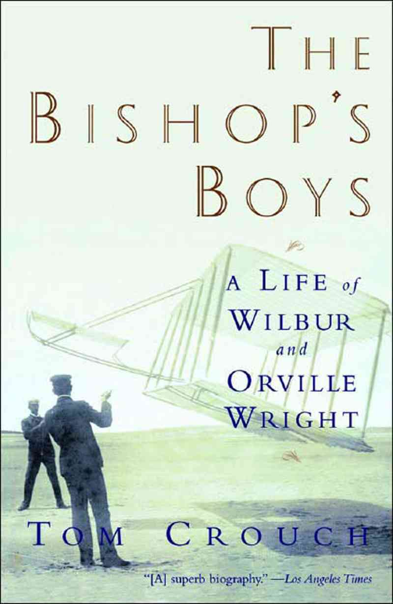 The Bishop's Boys By Crouch, Tom D.