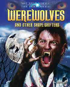 Of Werewolves and Other Shape Shifters By Owen, Ruth
